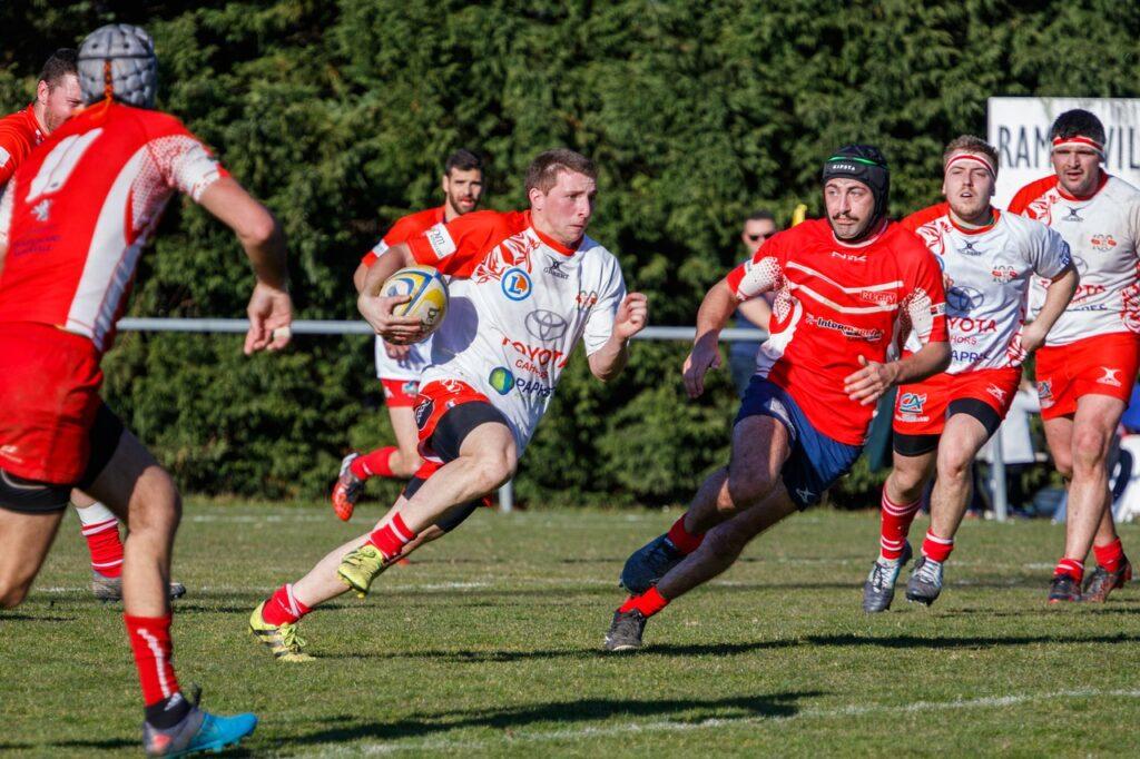 Vitesse Et Acceleration Rugby